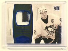 10-11 Panini Dominion Nameplate Mario Lemieux 2clr patch #D17/25 #139 *43467