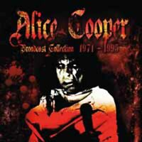 BROADCAST COLLECTION 1971 - 1995 (8CD)  by ALICE COOPER  Compact Disc Box Set
