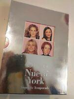 Dvd lote SEXO EN NUEVA YORK LA 2 TEMPORADA COMPLETA  coleccionista /fans