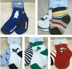 Gymboree NWT Socks 0-3 3-6 6-12 months You choose the pair