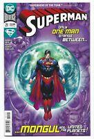 Superman #21 2020 Unread Ivan Reis Main Cover DC Comics Brian Michael Bendis