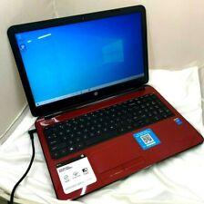 HP Notebook 15 Intel Pentium N3540 2.16GHz 4GB RAM 500GB HDD !READ! LPT-209