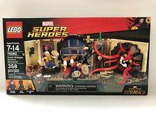 LEGO Marvel Super Heroes: Doctor Strange's Sanctum Sanctorum 76060 New & Sealed
