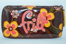 Vera Bradley FRILL Retired BUTTERCUP Pattern Checkbook Holder Cover