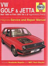 VW Golf And Jetta Service And Repair Annual by Coomber I. M Rogers Christopher