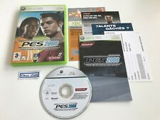 PES Pro Evolution Soccer 2008 - Microsoft Xbox 360 - PAL FR - Avec Notice