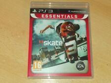 Skate 3 PS3 Playstation 3 (Essentials) **FREE UK POSTAGE**