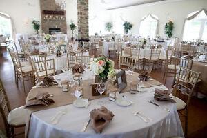 "10 Burlap 100% Natural Jute Table Runner 14""x108"" inch Wedding Party USA Seller"