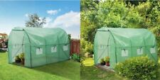 Greenhouse garden, Vegetables house, Foiling plant house, Polytunnel  2.5m / 4m