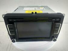 2011 VOLKSWAGEN POLO Radio/Stereo Head Unit 3C8035195F 478