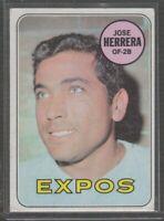 [71903] 1969 TOPPS BASEBALL JOSE HERRERA #378