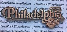 2017 HARD ROCK CAFE PHILADELPHIA/LIBERTY BELL/DESTINATION NAME SERIES MAGNET