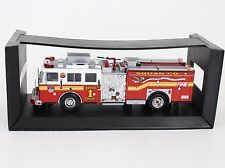 Code 3 FDNY New York Seagrave Pumper Squad Co 1 Fire Truck 1:64 Diecast 12657