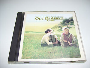 Out of Africa - Music From The Motion Picture Soundtrack * CD GERMANY 1986 *