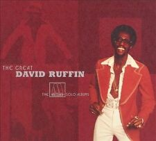 The Motown Solo Albums, Vol. 2 by David Ruffin 2CD Hip-O Select - free shipping