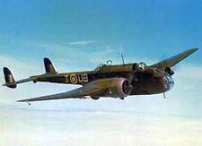 HP.52 Hampden Medium Bomber Aircraft Wood Model Replica Small Free Shipping