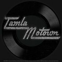 Motown Tamla Motown cork backed drinks mat / coaster (hb) POSTAGE