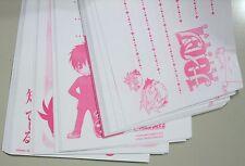 Kyo kara maoh Uragiri Betrayal Knows My Name uraboku etc anime letter paper pad