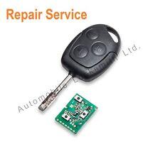 Ford FOCUS MONDEO COUGAR FIESTA KA PUMA S-Max 2 botón remoto clave servicio de reparación