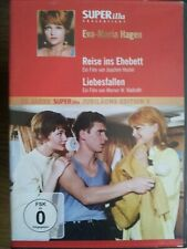 DVD REISE INS EHEBETT/LIEBESFALLEN E.M. HAGEN SUPER-illu DFF JUBILÄUMSEDITION 9