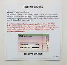 Office 2010 Professional Pro Vollversion PKC Deutsch OEM multilingual MUI