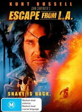 Escape From L.A. - Action / Thriller - NEW DVD