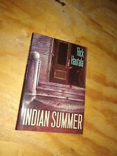 Indian Summer Rick Hautala Cemetery Dance Signed Limited