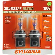 Sylvania Silverstar Ultra 9007SU/2 Headlight Bulbs - Pair