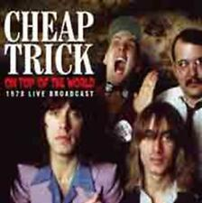 Cheap Trick - On Top Of The World NEW CD