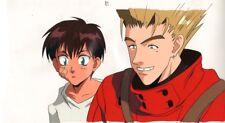 Anime Cel Trigun #23