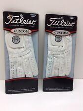 2 - Titleist Custom Women's Regular Large Left Hand Pearl Golf Glove