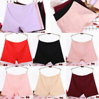 Women Lady Shorts Pants Cotton High Waist Underwear Knickers Short Panties Soft