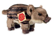 Baby Boar / wild swine / pig piglet soft toy - Teddy Hermann - 22cm - 90832
