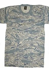 T-Shirt Digital Camouflage US AIRFORCE ABU  Made in USA S,M,L,XL,2X,3X