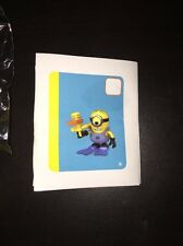 "*NEW* MEGA BLOKS Despicable Me Minions Series 7 ""LANCE w/ Duck Pool Floaty"" RARE"