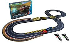Scalextric Set C1405 American Police Chase - Full Sized Car/Track STUNT Set