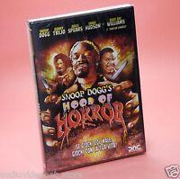 SNOOP DOGG'S HOOD OF HORROR DVD Stacy Title Ernie Hudson, Danny Trejo Pooch Hall