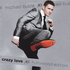 Doppel CD Album Michael Buble Crazy Love Hollywood Edition Warner Reprise