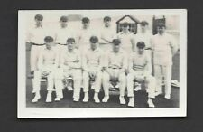 CHUMS - CRICKETERS - THE LANCASHIRE TEAM, 1922