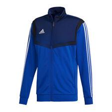 adidas Tiro 19 Polyesterjacke Blau Weiss
