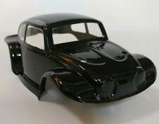 WLtoys A979, A979b black baja beetle body w/clear windows. 1:18/lexan. ShpFrUSA.