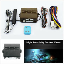 Car Alarm System Induction Remote Control Engine Start Kit With Foot Brake Alarm