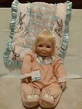 "Ashton-Drake Porcelain Doll ""Some Bunny Loves You"" 1998 Looney Tunes Cuties"