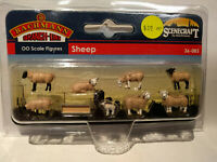Bachmann Scenecraft 36-083 Sheep OO scale