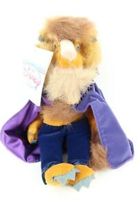 Walt Disney Parks And Stores Mini Bean Bag Plush Beast Of Beauty And The Beast