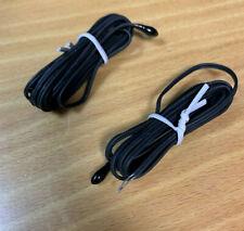 2 x Sonda térmica epoxi con cable  para Zennio ACTinBOX y Quad KNX EiB