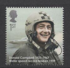 DONALD CAMPBELL/GB 2009 UN MINT STAMP