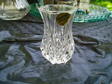 Crystal D'Arc Longchamp posy vase
