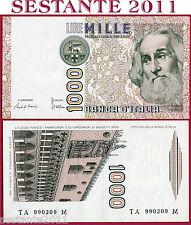 ITALIA ITALY - 1000 1.000 Lire MARCO POLO Lettera A - 1982 -  P 109a - FDS / UNC