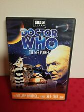 Doctor Who: The Web Planet Story 13 Dvd 2006 William Hartnell Bbc